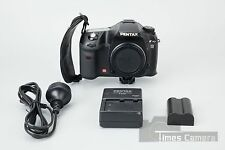 Pentax K10 D K-10D 10.2MP APSC DSLR  Camera w/  DIY Handle Grip Bundle