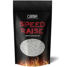 560 SPEED RAISE - 100% reine Koffein Tabletten - Muskelaufbau / Fettverbrennung