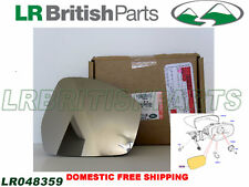 GENUINE LAND ROVER GLASS EXTERIOR MIRROR RANGE ROVER EVOQUE RH OEM NEW LR048359