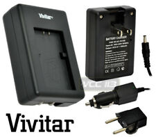 VIV BATTERY CHARGER AC/DC 110/220 FOR SONY NP-FW50 DSLR A35 A55 A33 BC-VW1