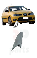 FOR SEAT IBIZA FR 02-06 GENUINE FRONT BUMPER TOW HOOK EYE COVER FOR PAINTING