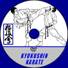 KYOKUSHIN KARATE LESSONS VIDEO DVD STEP BY STEP SKILLS GUIDE BY EXPERTS NEW