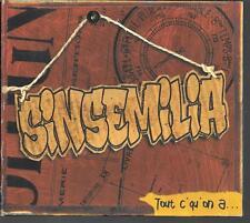 CD DIGIPACK ALBUM 13 TITRES--SINSEMILIA--TOUT C' QU' ON A...--2000