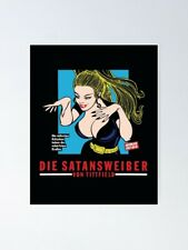 Die Satan's Weiber Poster Gift Home Decor For Fans