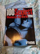 FHM 100 Sexiest Women Collection | 1998, 2000, 2010 + 2007 Calendar | Lads Mag