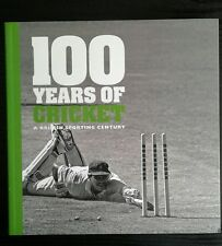 100 Years of Cricket: A British Sporting Century by AE Publications...