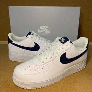Nike Air Force 1 Low Midnight Navy / White Size 9-11 CJ1607-100