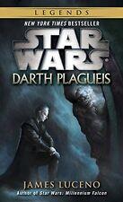 STAR WARS DARTH PLAGUEIS  (mm,pb) by James Luceno  NEW