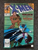 Uncanny X-men #256. 1st appearance Ninja Psylocke (Marvel 1989) KEY ISSUE