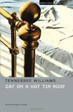 """""""Cat on a Hot Tin Roof"""" (Student Editions) by Prof. Philip Kolin, Tennes"""