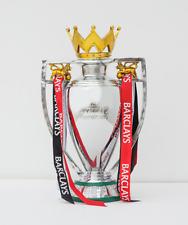 Premier league football league championship trophy Resin model Barclays cup 15cm