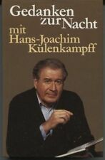 Hans-Joachim Kulenkampff - Gedanken zur Nacht