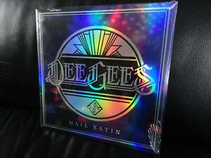 The Dee Gees Foo Fighters LP Hail Satin Ltd. Dazzling Vinyl 2021 RSD Sealed 33t
