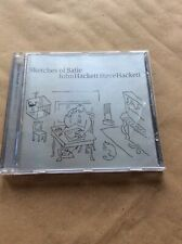 Steve Hackett , Sketches of Satie, CD, 2002, Insideout,