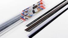 Burlete Adhesivo PVC con Cepillo 100cm Transparente Geko