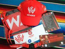 ✺New✺ 2018 WESTERN SYDNEY WANDERERS Junior Membership Pack - Cap Scarf Poster
