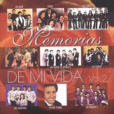 Various Artists : Memorias De Mi Vida 2 CD