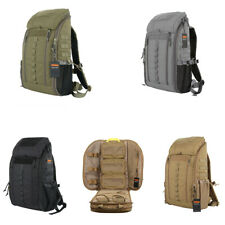 Hunting Paintball Tactical MOLLE Knapsack Backpack Medical Storage Kit Bags