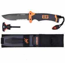 BEAR GRYLLS ULTIMATE PRO FIXED BLADE (ORANGE)