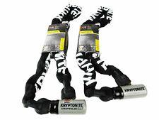 Kryptonite KryptoLok Series 2 912 4 ft Integrated Chain 2-Pack