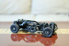 New built Tamiya 1/10 FWD M-05 M05 rolling chassis