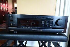 Sony ES TA-E2000ESD Digital Processing Control Amplifier/Pre-Amp - No Remote