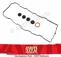 Rocker/Valve/Tappet Cover Gasket SET-for Nissan Navara D22 3.0TDi ZD30 (01-06)