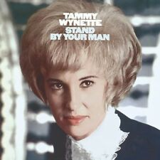 Stand By Your Man - Tammy Wynette (1999, CD NIEUW)