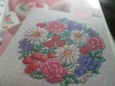 'Fruit & Flowers' Cross Stitch Chart only