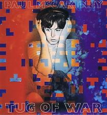 Paul McCartney – Tug Of War – PCTC 259 – LP Vinyl Record