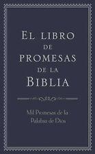 Libro de Promesas de La Biblia: Mil Promesas de La Palabra de D-OS (Paperback or