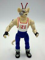 Figurine vintage Biker Mice From Mars Vinnie V3 1993 lewis galoob toys 14 cm