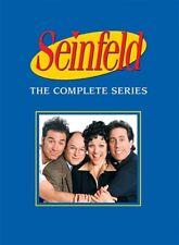 SEINFELD THE COMPLETE TV SERIES New Sealed 33 DVD Set Seasons 1 2 3 4 5 6 7 8 9