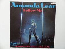 45 tours AMANDA LEAR Follow me 911163