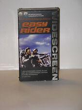 Easy Rider VHS Widescreen
