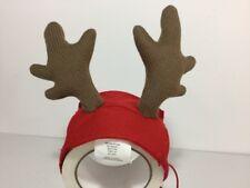 Small Dog Pet Antlers Reindeer Christmas Holiday Costume