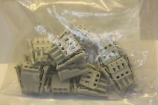 WAGO 3 POS 5mm FEM CONNECTOR bag of 10 # 721-103/'037-047