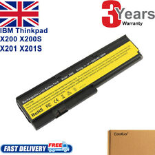 Laptop Battery for Lenovo 43R9255 IBM ThinkPad X200 X201 Notebook 6 Cell