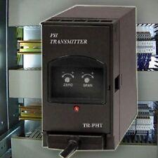 PH-TRANSMETTITORE CONTROLLO CALIBRO *DIN RAIL MOUNT* PISCINA/SPA P12