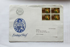Switzerland 1978 National Stamp Exhibition Lemanex 78  First Day Cover