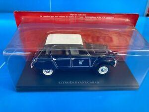 1/24 1/24eme Collection Citroën N°20 DYANE CABANE voiture miniature Hachette