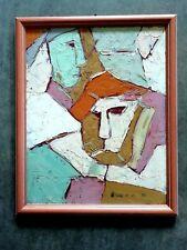 Omar Ronda - Olio del 1970   INTROVABILE - cracking art