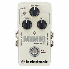 Effektgerät für Gitarren - TC Electronic Mimiq Doubler