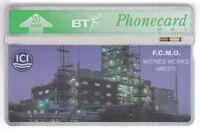 EUROPE  TELECARTE / PHONECARD .. U.K 20U L&G 228B PRIVEE ICI FCMO WEST WORKS