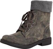 Rocket Dog Temecula, Women's Combat Boots, Grey (Charcoal), 3 UK (36 EU)