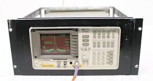 HP / Agilent 8591E 9 kHz - 1.8 GHz Spectrum Analyzer