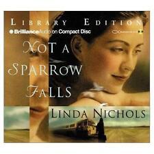 BOOK/AUDIOBOOK CD Linda Nichols NOT A SPARROW FALLS