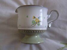 "Vintage Denby cream jug - ""Verona"" pattern"