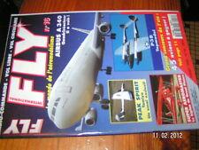 Fly n°16 Plan encart Smoby / Nervures en bloc P38 Shark