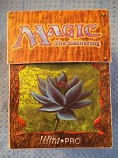MTG ULTRA PRO 1997 BLACK LOTUS DECK BOX NEVER BEEN USED FREE SHIPPING